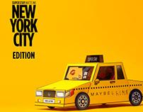 MAYBELLINE NEW YORK NEW YORK CITY EDITION