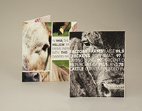 Factory Farm Brochure