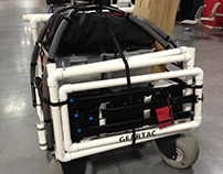 Geartac trade show buggy