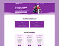 TV Express Site | Diseño Web