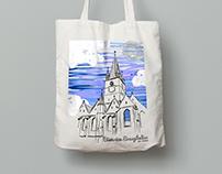 Illustration - Souvenir Tote Bag