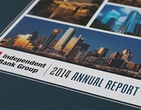 Annual Report - Independent Bank Group (2014)