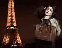 Fashion Bags Campaign Paris