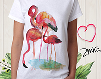 T-shirts for Zmira