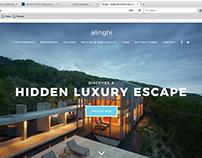 Alinghi Web Site