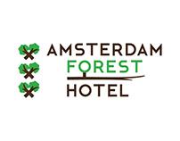 Logo design: Amsterdam Forest Hotel