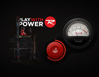 Play With Power - Rossignol