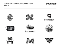 Logo and symbol collection – VOL. I