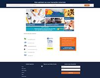 Desenvolvimento de site para a empresa Quality Negócios