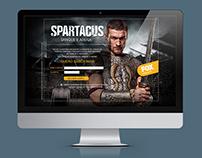 Fox Spartacus Takeover