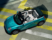 New MINI Cabrio - Holiday's Wave
