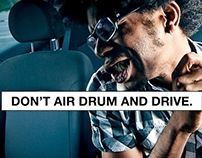Peugeot - Don't Air Drum and Drive