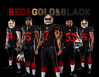 49ers Alternate Uniform Site