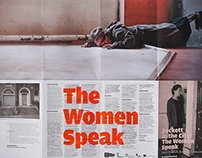 Beckett in the City: The Women speak