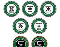 MSU AAAS eSankofa Adinkra Badges