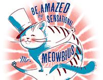 Breathtaking Mr. Meowbius