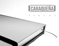 CARAQUEÑA | Libreta Artesanal | Gris