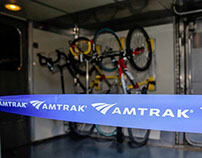 AMTRAK OFFERS MORE BIKE SERVICE ON THE CAPITOL LIMITED