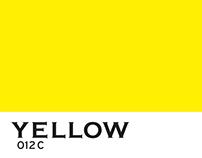 YELLOW 012C