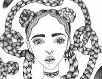 Fan art- FKA Twigs