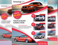 Amazine Cars Flyer