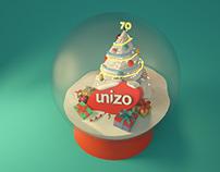 UNIZO | Digital Christmas Card