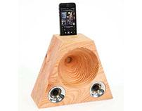 Amplifying Trapezium Speaker