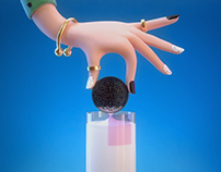 "1stAveMachine | Oreo ""Cookie People"""