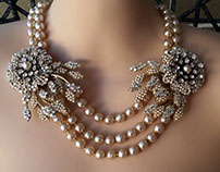Pearl Necklaces An important Add-on for your wardrobe