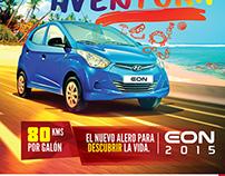 Hyundai EON // Campaign