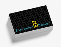 Barefaced Design Business Cards