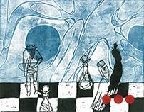 "William Shakespeare ""Romeo and Juliet"", illustr, (2013)"