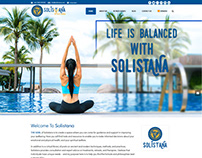 Life is Balanced with Solistana ~ Webfolio