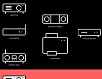 Pro Web Icons | Daily UI Icons