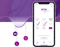 Modern sleep tracking study