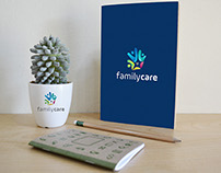 Family Care - Logo Template