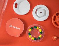 Capsule ~ Medicine, Redefined
