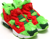 Reebok Fury Christmas Villain