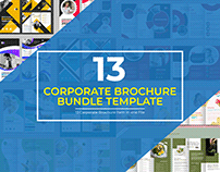 Corporate Brochure Bundle Template