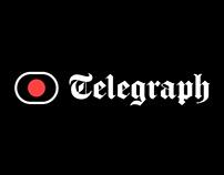 Telegraph Now (Concept)
