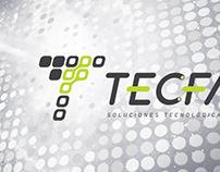 Tecfa - Diseño de Identidad y Plantilla HTML.