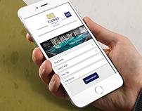 Grand Otel Karaman Web Projesi