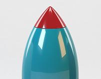 Rocket / Mortar and Pestle