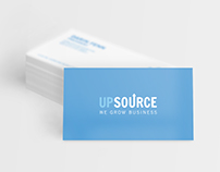 Upsource | Business Cards