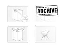 Barkod Interior Design Assembly Print Campaign