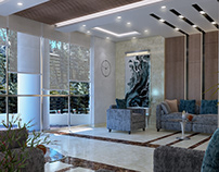 Office Building VIP Lounge