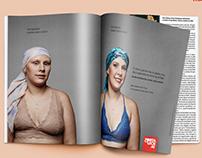 Anúncio - Luta contra o câncer