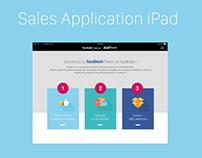 Facebook Presence Brief - IOS iPad Application