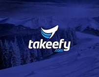 Takeefy Logo