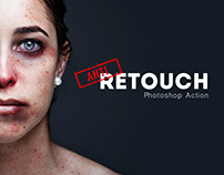 AntiRetouch Photoshop Action